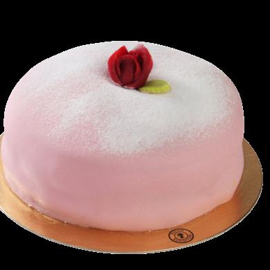 snövit tårta ica maxi